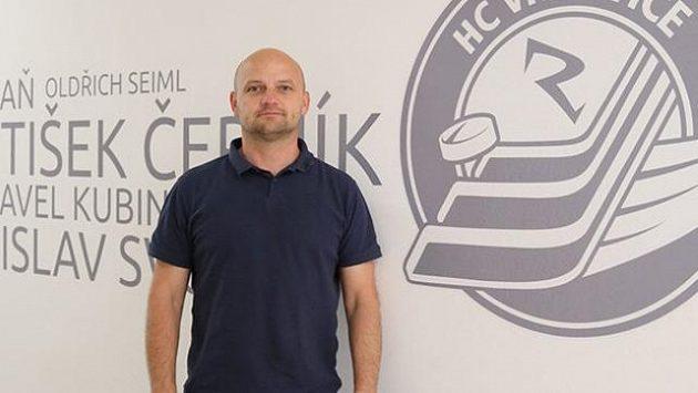 Patrik Rimmel se stal novým manažerem v extraligových Vítkovicích