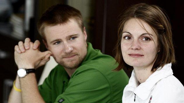 Manželé Matt a Kateřina Emmonsovi.