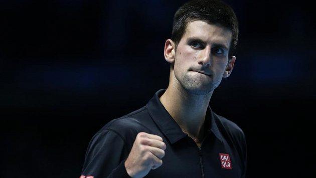 Novak Djokovič podruhé v kariéře vyhrál Turnaj mistrů.