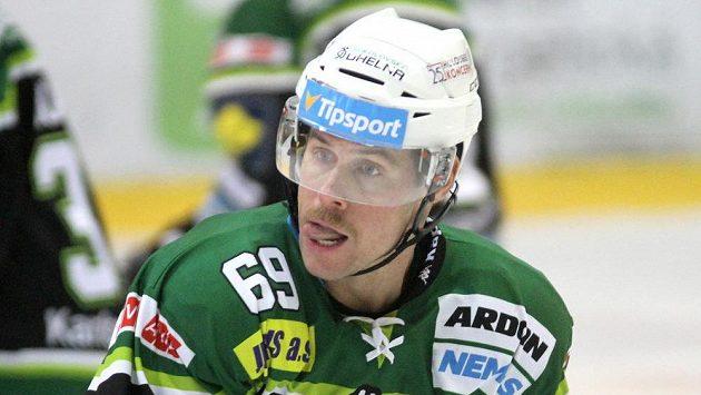 Hokejový útočník Radek Duda už v Karlových Varech pokračovat nebude.