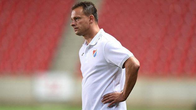 Martin Svědík na lavičce Baníku skončil.