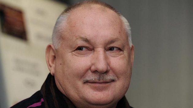 Zdeněk Nehoda, kdysi útočník, dnes manažer.