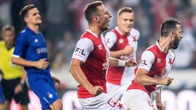 Fotbalisté Slavie. Co přinese nový projekt českému fotbalu?