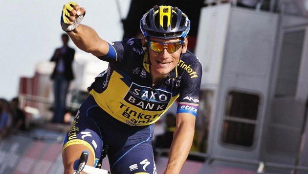 Roman Kreuziger ovládl závod Amstel Gold.