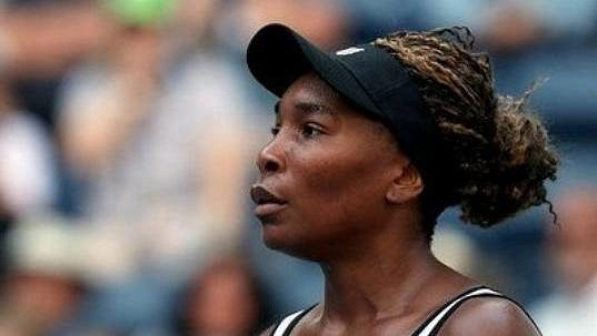 Americká tenistka Venus Williamsová.