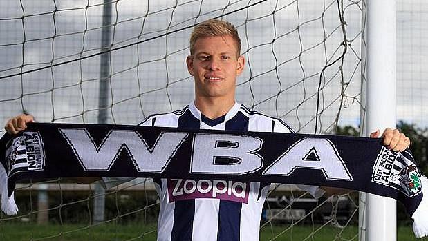 Matěj Vydra se poprvé trefil v Premier League.