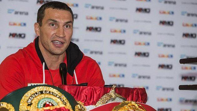 Vrátí se bývalý král Vladimir Kličko do ringu?