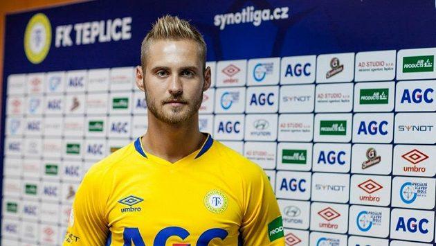 Patrik Dressler posílí FK Teplice.