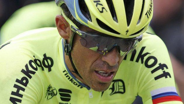 Alberto Contador už na letošní Tour de France pokračovat nebude.