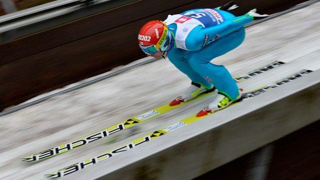 Finský skokan na lyžích Janne Ahonen bude na letošním Turné čtyř můstků chybět.