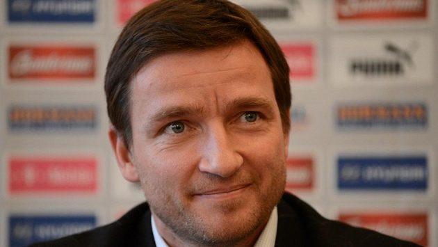 Vladimír Šmicer bude znovu působit v pražské Slavii, v Edenu se stal asistentem trenéra Alexe Pastoora.