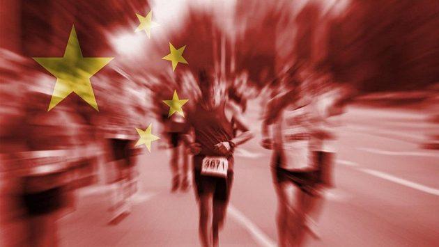 Čína – z ekonomického giganta také gigantem běžeckým.