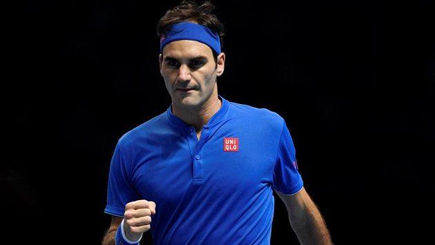Švýcarský tenista Roger Federer pokořil další milník.