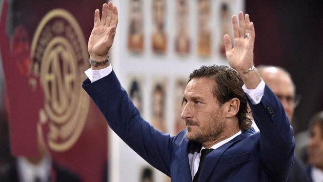 Francesco Totti skončil jako technický ředitel AS Řím.