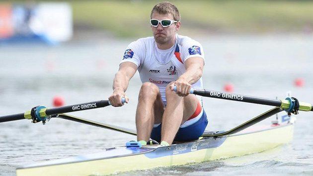 Český skifař Ondřej Synek si s přehledem zajistil na ME v Račicích finále.