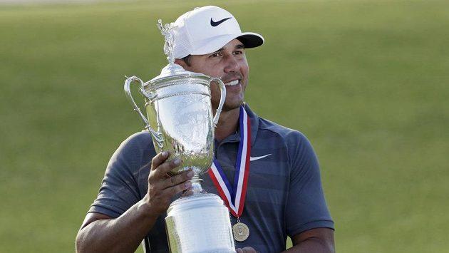 Americký golfista Brooks Koepka