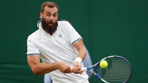 Francouz Benoit Paire se ve Wimbledonu zase předvedl...