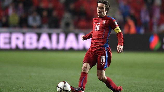 Na ME mají nakročeno i čeští fotbalisté v čele s kapitánem Tomášem Rosickým.