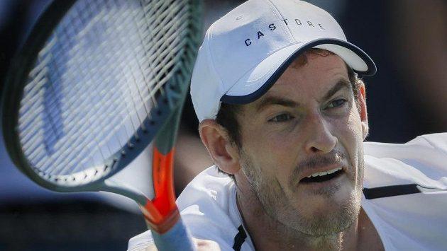 Bývalá světová tenisová jednička Andy Murray se na nadcházejícím US Open nepředstaví.