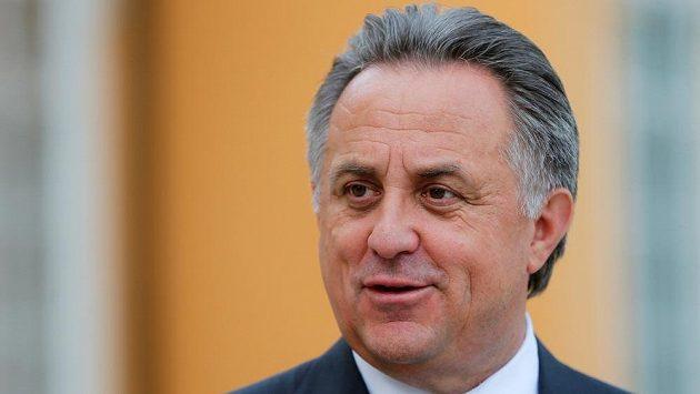 Rozhodnutí Mezinárodní federace IWF rozlítila ruského ministra sportu Vitalije Mutka.