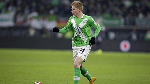 Belgický záložník Kevin de Bruyne odešel z Wolfsburgu do Manchesteru City.