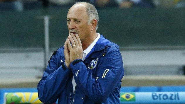 Kouč Kanárků Luiz Felipe Scolari nebude na domácí šampionát vzpomínat zrovna v dobrém.