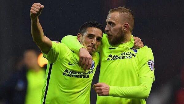 Jiří Skalák se chce poprat o šanci zahrát si v dresu Brightonu Premier League