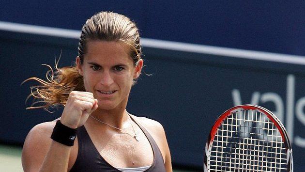 Někdejší francouzská tenistka Amélie Mauresmová