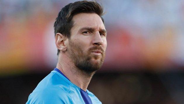 Lionel Messi se stále potýká se zdravotními problémy
