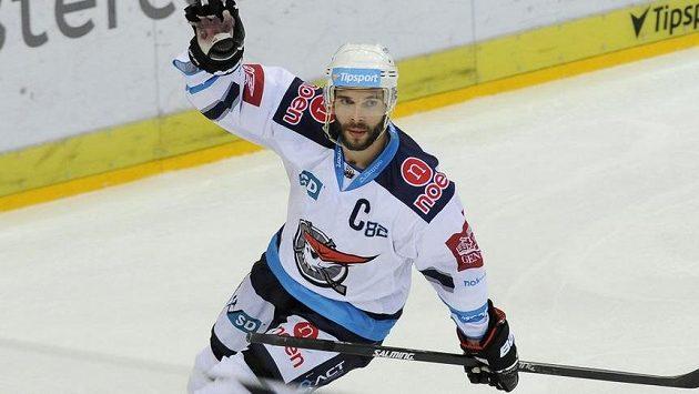 Michal Vondrka, kapitán Chomutova.