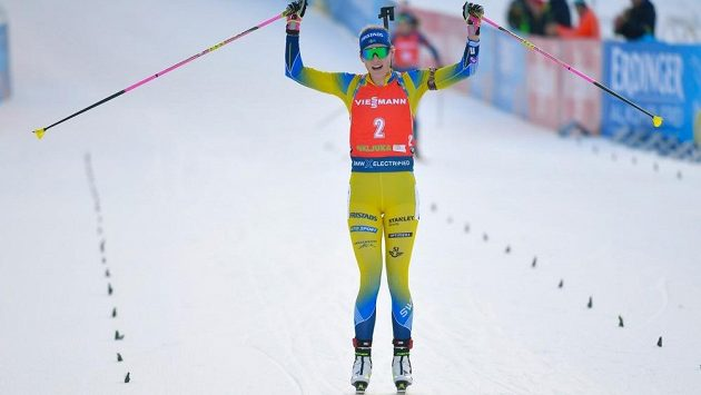 Švédská běžkyně na lyžích Jennie Öbergová ukončila ve 30 letech kariéru