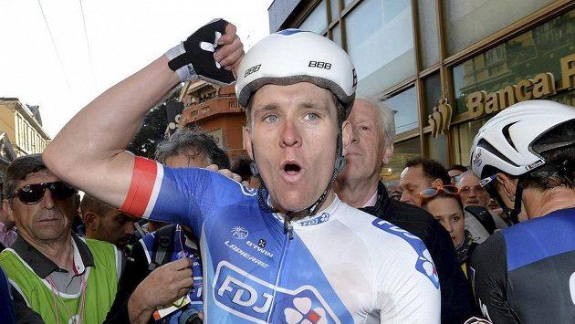 Francouzský cyklista Arnaud Démare.