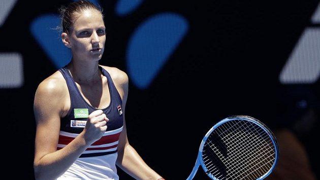 Karolína Plíšková se ve 2. kole Australian Open představí v Hisense Areně.