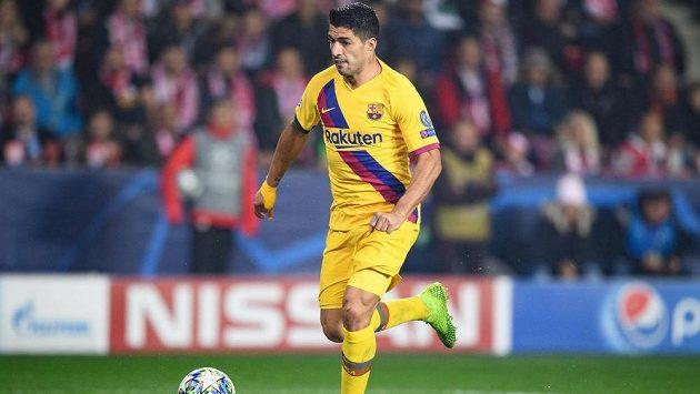 Luis Suárez měl podvádět při získání italského občanství.