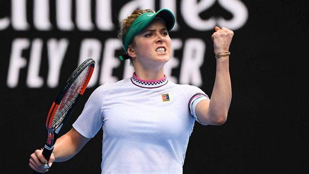 Elina Svitolinová si téměř po roce zahraje o trofej na turnaji v Chicagu.