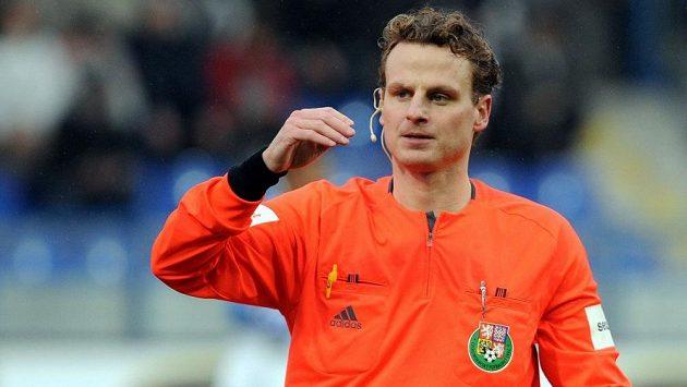 Bývalý prvoligový rozhodčí Radek Kocián.