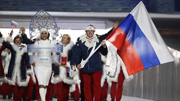 Ruští sportovci díky zisku 33 medailí ovládli hodnocení zemí na zimní olympiádě v Soči.