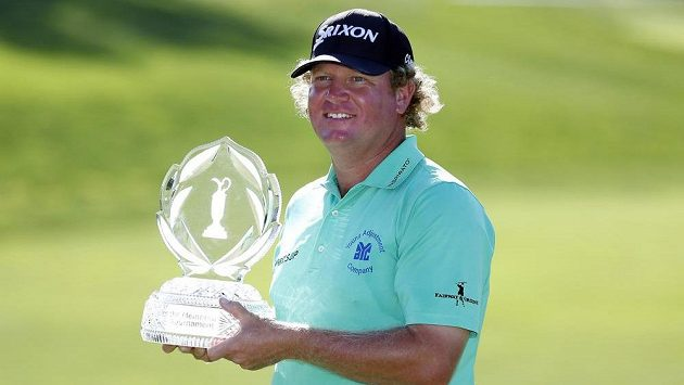William McGirt získal svůj první titul na PGA Tour.