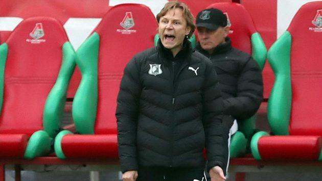 Bývalý reprezentační záložník Valerij Karpin je novým trenérem ruské fotbalové reprezentace.