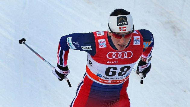 Norská lyžařka Marit Björgenová zvítězila v závodě ve švýcarském Münstertalu.