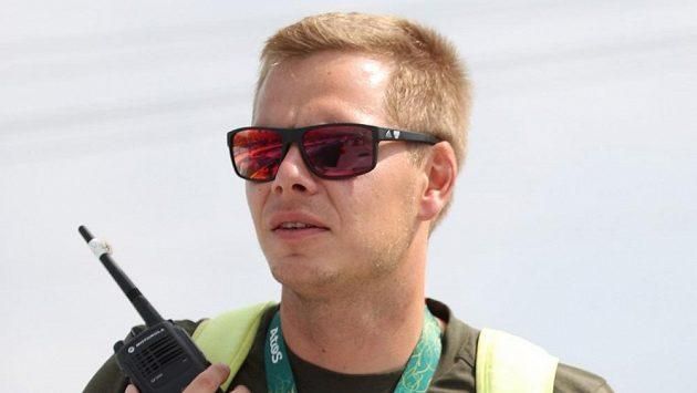 Trenér německých vodních slalomářů Stefan Henze na archivním snímku.