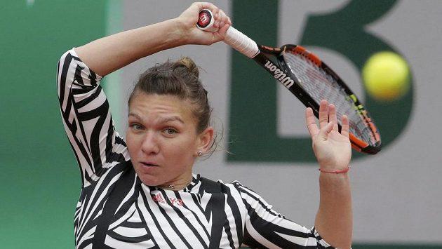 Rumunská tenistka Simona Halepová.