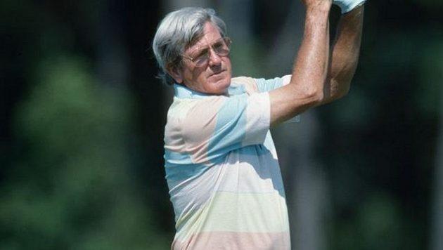Bývalý americký golfista Doug Sanders zemřel