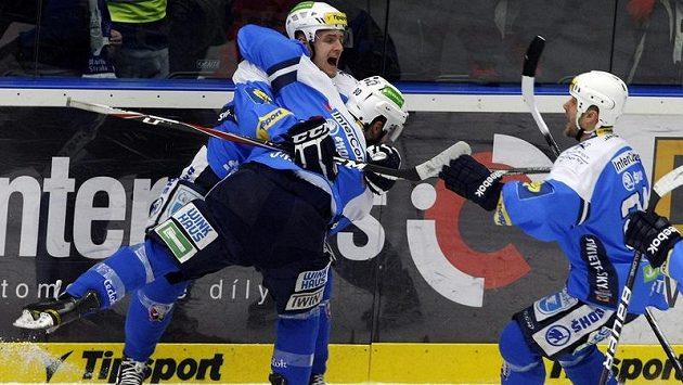 Hokejisté Plzně začali trénovat na následující sezónu.