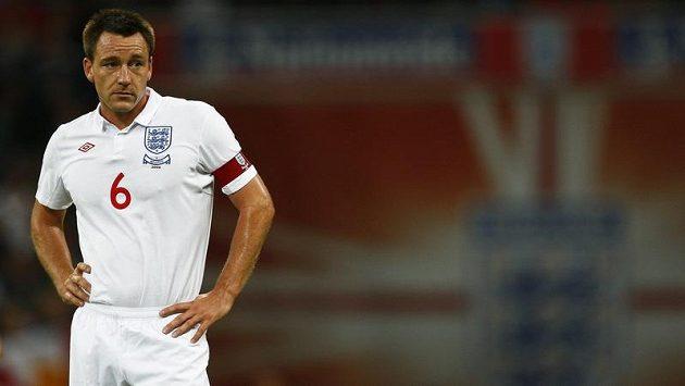 John Terry už dres anglické reprezentace neoblékne.