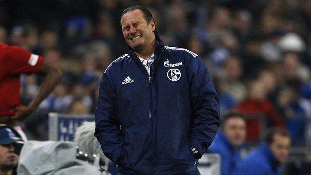 Stevens, jako by tušil, že mu porážka 1:3 s Freiburgem bude osudnou.
