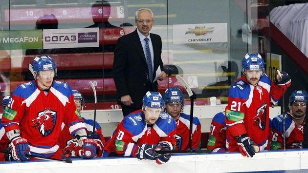 Hokejisté Lva Praha v Novosibirsku neuspěli.