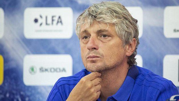 Trenér Jozef Weber byl s výsledkem mladoboleslavských fotbalistů v Rumunku celkem spokojený. Chyběl mu jen vstřelený gól.