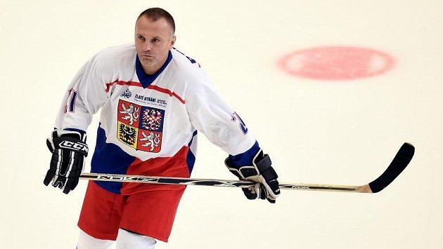 Bývalý kapitán národního týmu Robert Reichel bude uveden do Síně slávy IIHF.