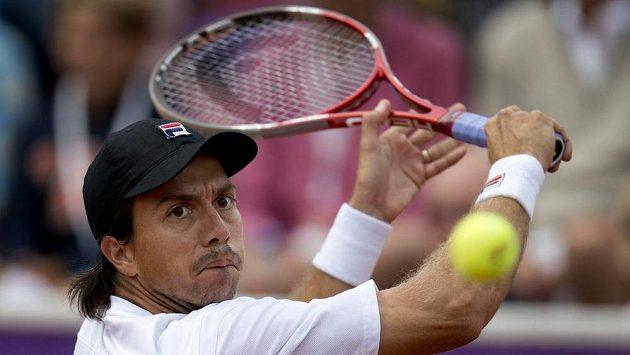 Argentinský tenista Carlos Berlocq vyhrál antukový turnaj v Bastadu.